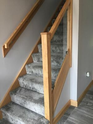 £239.79 • Buy Oak Staircase Stringer Cladding System - Select The Required Qty