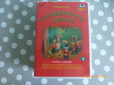 £3.99 • Buy Camberwick Green - Stories From Camberwick Green (DVD, 2004)
