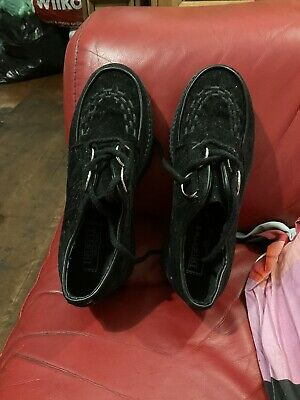 £7 • Buy Black Creepers Size 5 Relist As Non Payment