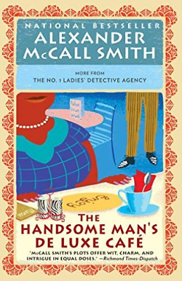 AU19.25 • Buy Mccall Smith Alexander-The Handsome Man`S De Luxe Caf? BOOK NEUF