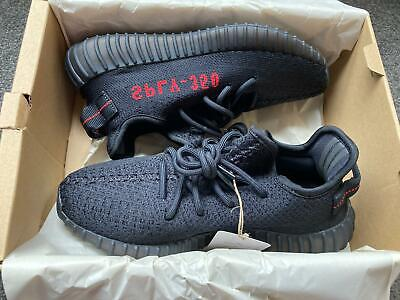 AU550 • Buy Adidas Yeezy Boost 350 V2 Black/Red (Bred) (2020) | BRAND NEW | MULTIPLE SIZES