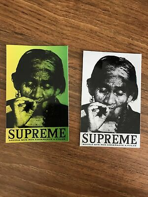 $ CDN11.30 • Buy Supreme Aguila Sticker