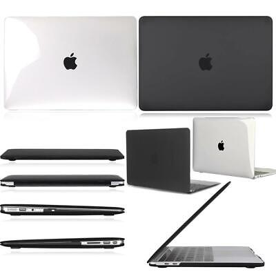 £7.99 • Buy For 11 12 13 15 MacBook Air /Pro /Retina Plastic Case Hard Shell Cover