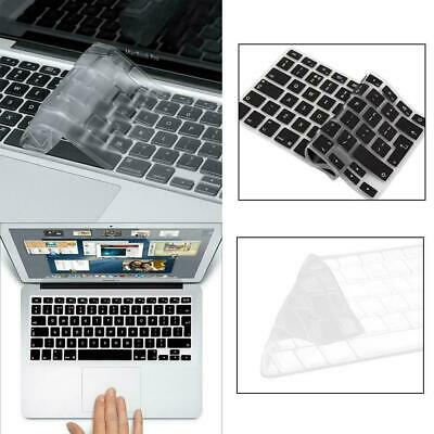 £3.49 • Buy Silicon Rubber Keyboard Skin Cover For 11 12 13 15 MacBook Air /Pro /Retina