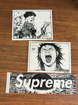 $ CDN12.55 • Buy Supreme Akira Sticker Set