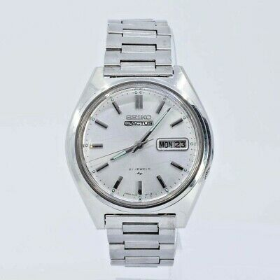 $ CDN157.29 • Buy Vintage Seiko 5 Actus 7019-8010 Automatic Mens Watch Japan