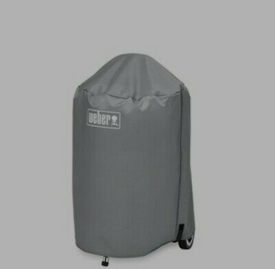 $ CDN42.73 • Buy Weber 18  47cm Charcoal BBQ Grill Cover Breathable Water Resistant 7175