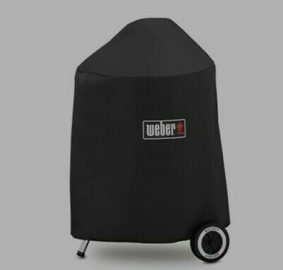 $ CDN51.84 • Buy Weber 7141 Premium Waterproof BBQ Cover - Charcoal Kettle 18  / 47cm