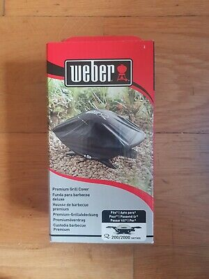 $ CDN41.02 • Buy Weber 7118 Premium Grill Cover For 200 / 2000 Series
