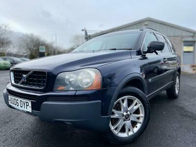 2006 Volvo XC90 2.4 D5 SE Geartronic AWD 5dr SUV Diesel Automatic • 2,750£