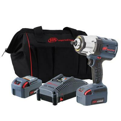$ CDN725.45 • Buy 1/2-In Drive 20-Volt Cordless Impact Wrench Kit With 2 Batteries - 1500 Ft-Lbs