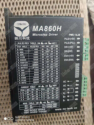 $66.43 • Buy 1pc Used Two-phase Stepper Motor Driver MA860H