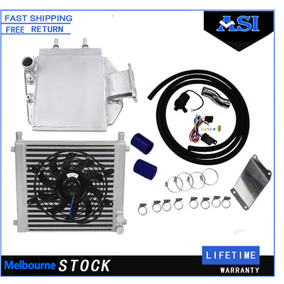 AU547 • Buy Water To Air Intercooler Kits 4.2L For Landcruiser 80 100 Series HZJ80 1HZ 1HD-T