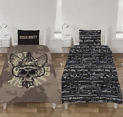 £24.99 • Buy Activision CALL OF DUTY Captain Price Single Or Double Duvet Cover Sets