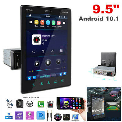 $134.47 • Buy 9.5  Android 10.1 Bluetooth Radio Player Car Touch Screen Navigation Mirror Link