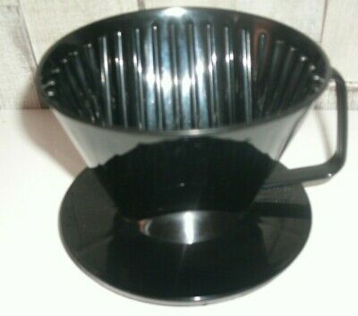 £5.75 • Buy Coffee Maker Single  Cup Mug Pour Over Plastic Dripper Reusable Filter