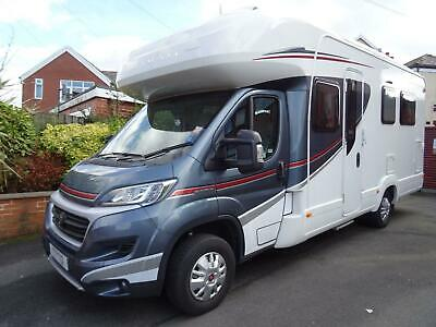 £43995 • Buy Auto-Trail Imala 730 2016 4 Berth Fixed Bed Motorhome For Sale