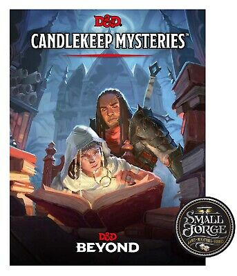 AU59.50 • Buy D&D Candlekeep Mysteries,5th Edition Hardcover Sourcebook, NEW