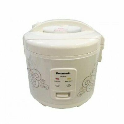 £79.98 • Buy Panasonic SR-JN185 220v 10-Cup Deluxe Rice Cooker 220 230 Volts For Europe Asia
