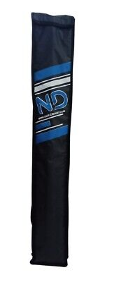 £4.99 • Buy ND Pro Cricket Bat Protection Sleeve Full Length Bat Cover With Shoulder Strap
