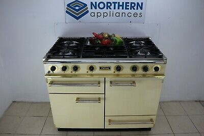 £1600 • Buy Falcon Range Cooker Dual Fuel Steam Cleaned In Good Order 12 Months Warranty 186