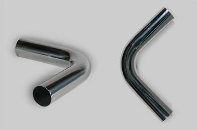 AU20.99 • Buy Aluminium Pipe 90 Degree 2 1/4