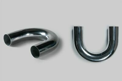 AU34.99 • Buy Aluminium Pipe 180 Degree 2 3/4