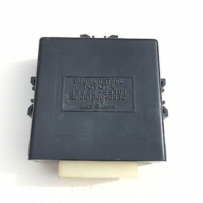 AU231.69 • Buy 1984-1989 Toyota 4Runner Truck Door Window Control Module Relay 85980-89101