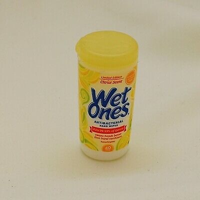 $ CDN5.61 • Buy Wet Ones Hand Wipes Citrus Zuru 5 Surprise Mini Brands Food Packaging Toy