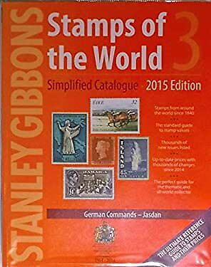 £29.03 • Buy Stamps Of The World : Stanley Gibbons Simplified Catalogue Stanley Gibbons