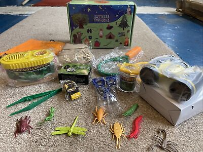 £18 • Buy Kids Explorer Kit With Bag & Hat - Premium Outdoor Gifts Toys For 3-12