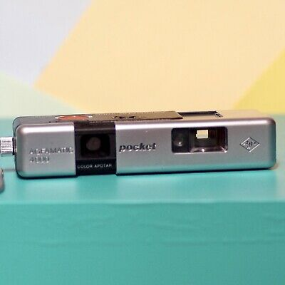 £40 • Buy Vintage AGFA AGFAMATIC 4000 110 Film  Collectabable Camera Working Order Lomo