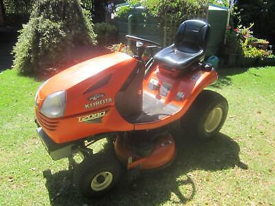 AU3850 • Buy Kubota Ride-on Mower 20 Hp Excellent Condition