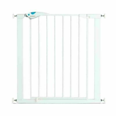 £30.60 • Buy Lindam Easy Fit Plus Deluxe Pressure Fit Safety Gate-76-82cm 2 Way Opening White