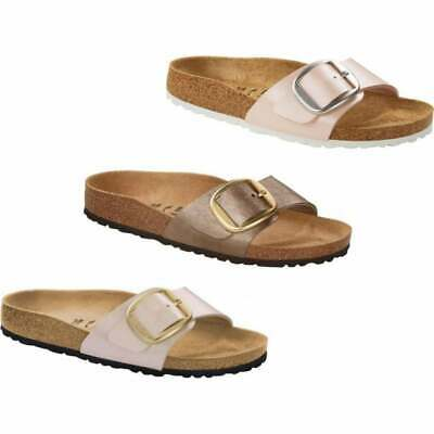 £54.99 • Buy Birkenstock Madrid Big Buckle Graceful Womens Sandal In Various Colour And Sizes