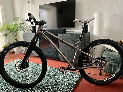 £2750 • Buy Genesis Tarn TITANIUM, Brand New! Complete With Carbon Fork And Rock Show Pikes
