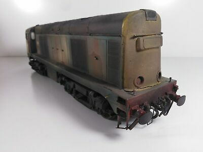 AU873.52 • Buy O Gauge 7 Mm Brass Kit Built Class 20 With Motor Weathered