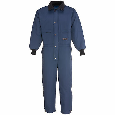 $156.25 • Buy RefrigiWear Men's ChillBreaker Insulated Coveralls With Soft Fleece Lined Collar