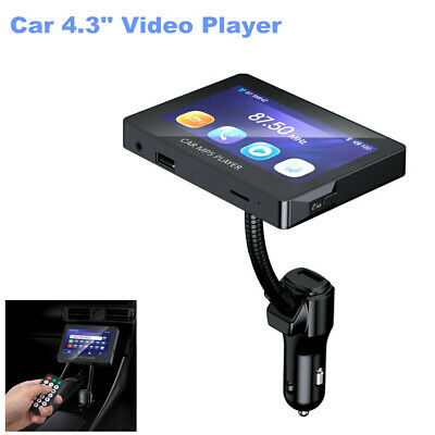$47.24 • Buy 4.3  Video Player Android Display Navigation Bluetooth USB /AUX Stereo Radio MP5