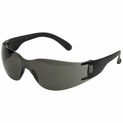 £2 • Buy Supertouch E10 Safety Smoke Tinted Glasses / Goggles