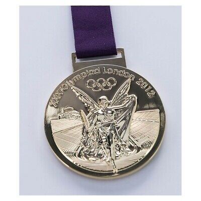 £12.99 • Buy Replica Olympic London 2012 Gold Medal Ideal 4 Framing With Shirts & Pics £12.99