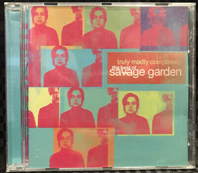 AU9.95 • Buy SAVAGE GARDEN Truly, Madly Completely THE BEST OF CD 2005 *Disc Near Mint*