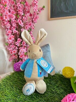 £15.50 • Buy Personalised 'My First Peter Rabbit' Cuddly Toy For Boy Girl New Baby Gift Bunny