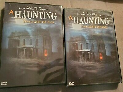 £8.50 • Buy A Haunting Twilight Of Evil - Discovery Channel - U.S. 2 Dvd