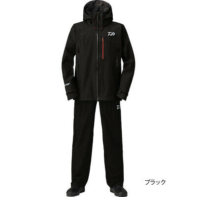 £347.29 • Buy Daiwa DR-1908 Gore-Tex Product Pack Light Rain Suit Black L From Stylish Anglers