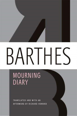 AU20.57 • Buy `Barthes, Roland/ Howard, R...-Mourning Diary (US IMPORT) BOOK NEW