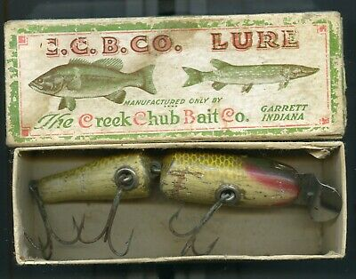 $ CDN16.31 • Buy Vintage 5 Inch Pikie Minnow Fishing Lure With A Box