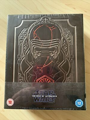 AU109.10 • Buy Star Wars - The Rise Of Skywalker Zavvi Collector's Edition 3D