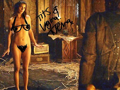 $ CDN82.83 • Buy Natalia Tena TOP ACTRESS GAME OF THRONES Autograph, In-Person Signed Photo