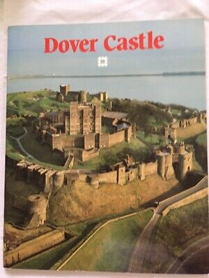 AU13.04 • Buy Dover Castle By English Heritage And Ticket With Brochure